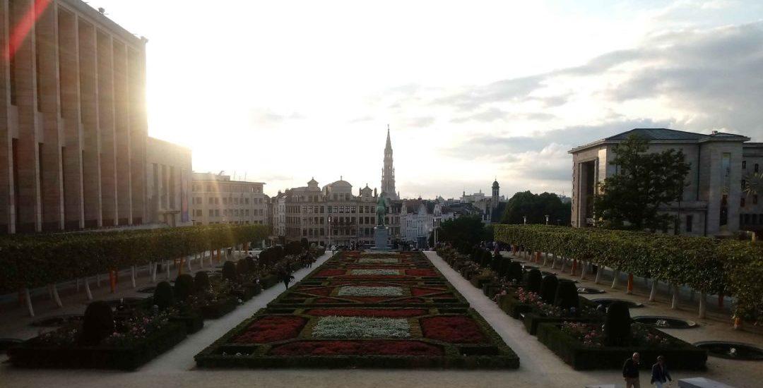 Bruksela na weekend