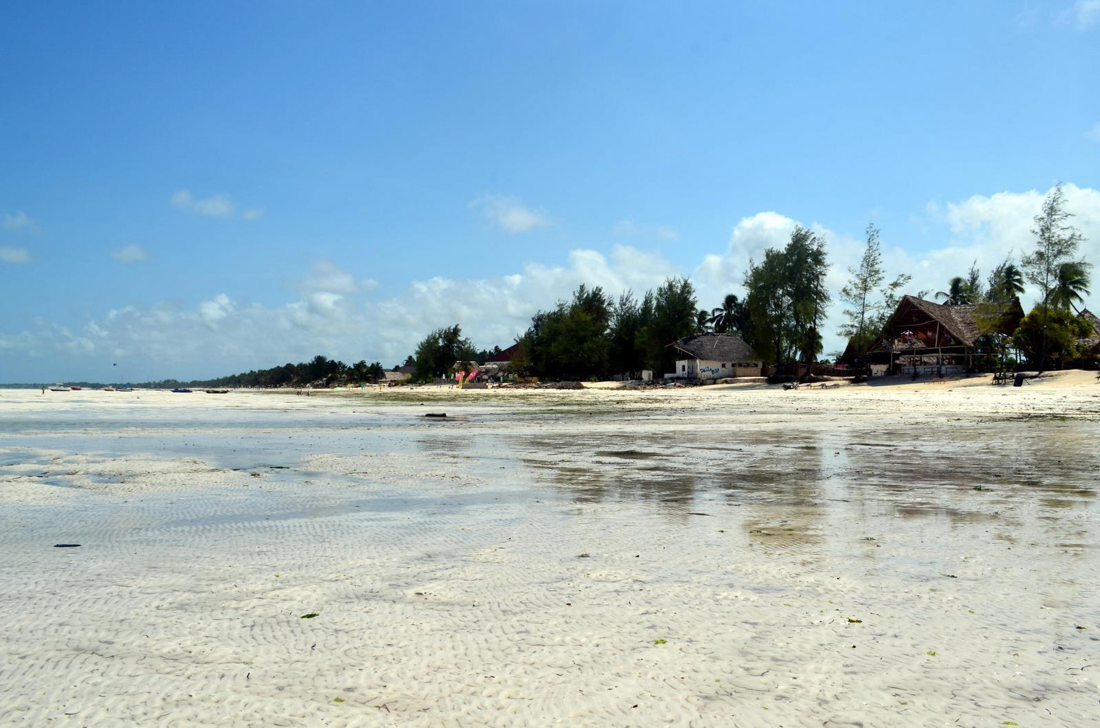 Plaża w Jambiani