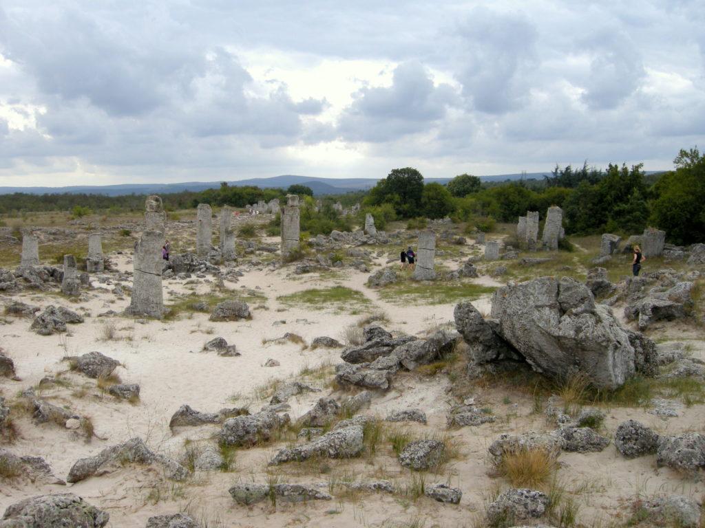 Kamienny Las Bułgaria