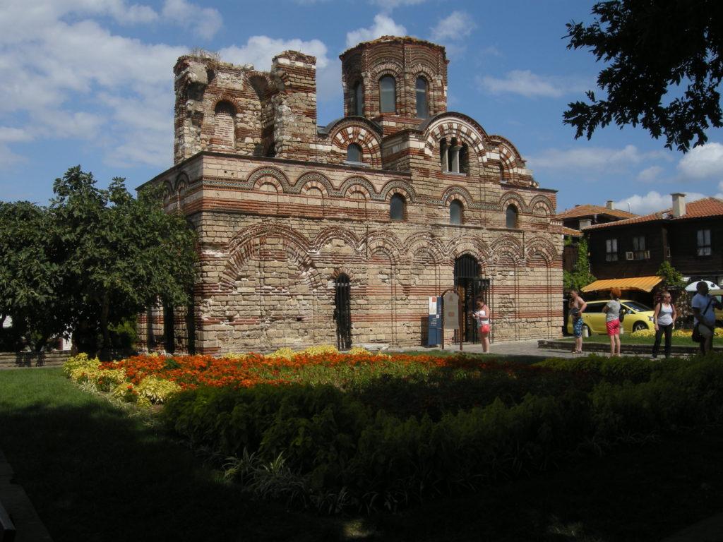 Nesebar cerkiew