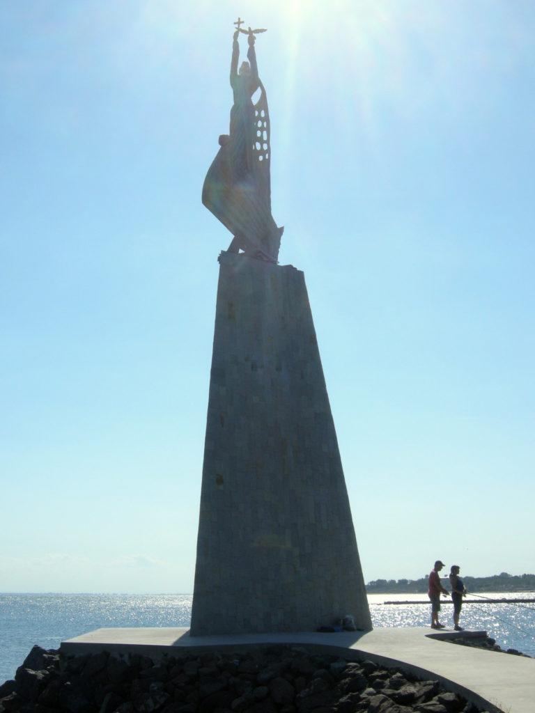 Pomnik Nessebar marina