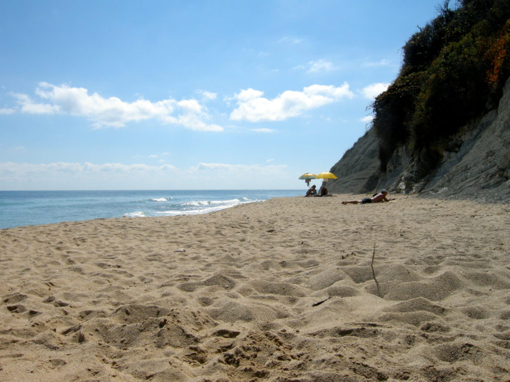 Plaża Bułgaria Byala