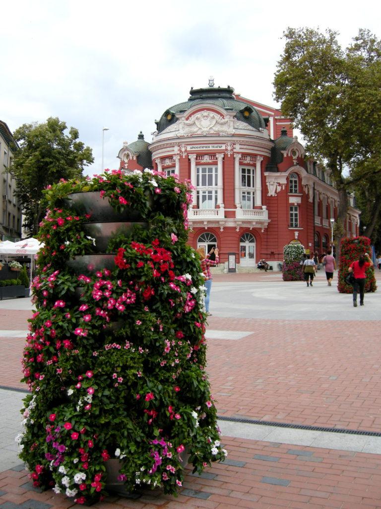 Teatr w Warnie Bułgaria