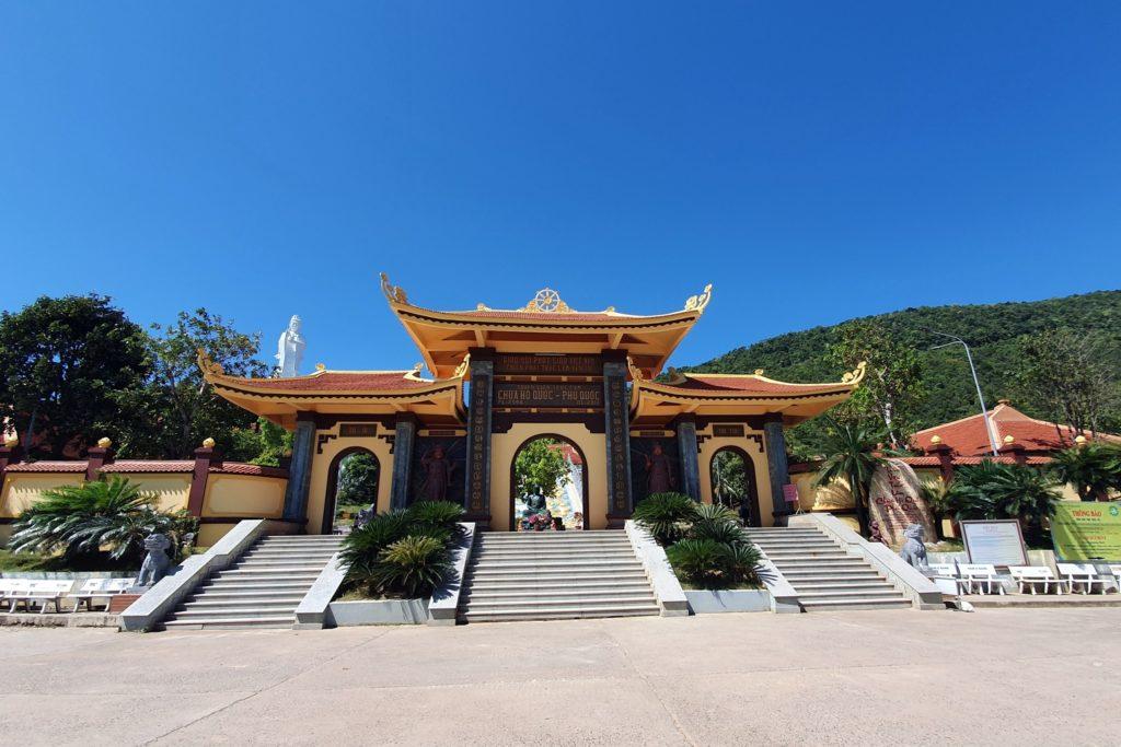 Pagoda Phu Quoc