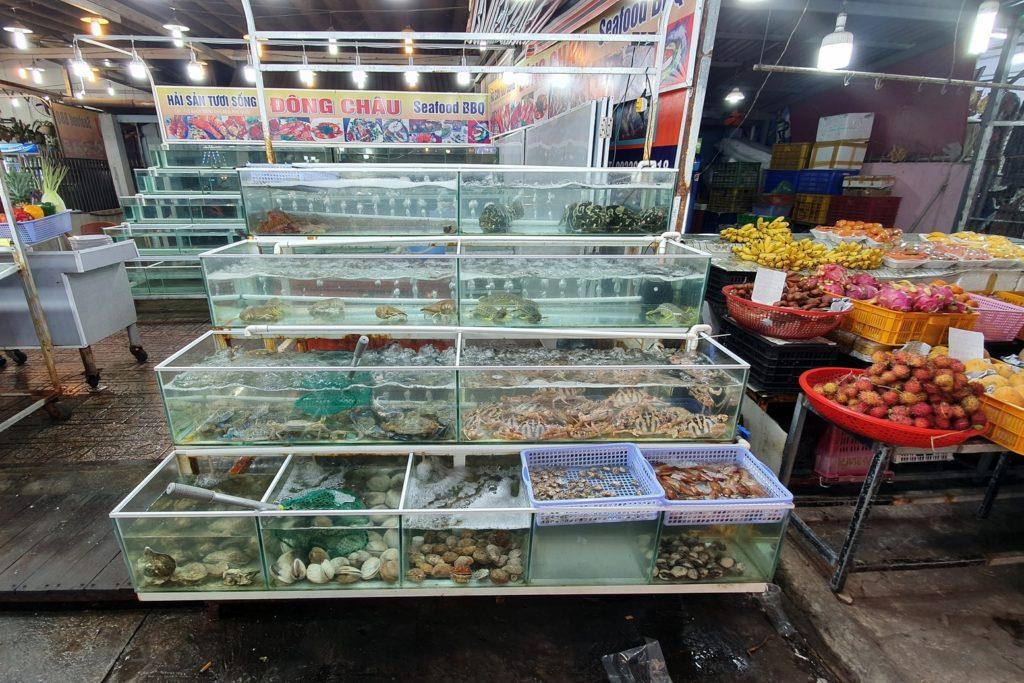 Night Market Phu Quoc