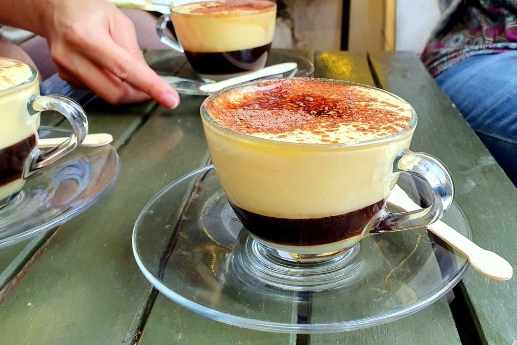 kawa jajeczna egg coffee