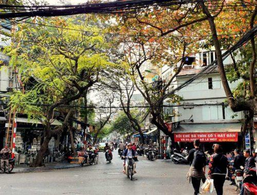 Hanoi ulica