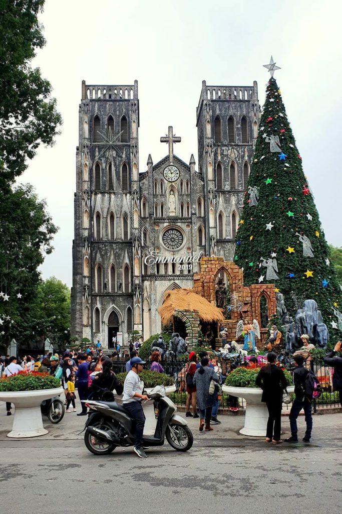 Katedra św. Józefa Hanoi