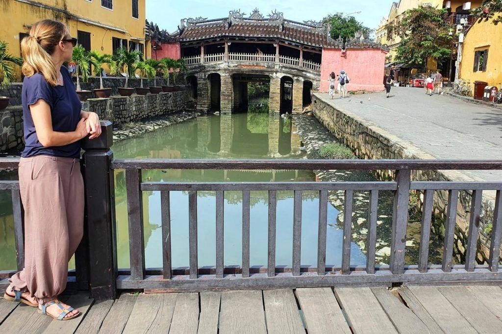 Hoi An Most Japoński