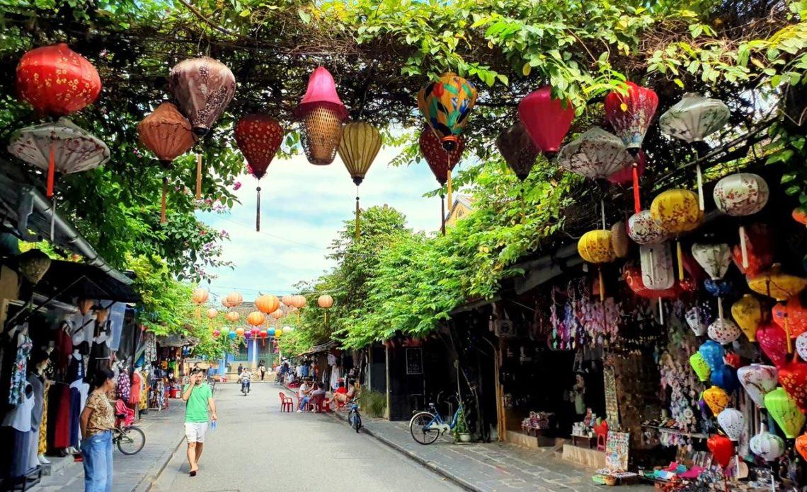 Hoi An miasto lampionów
