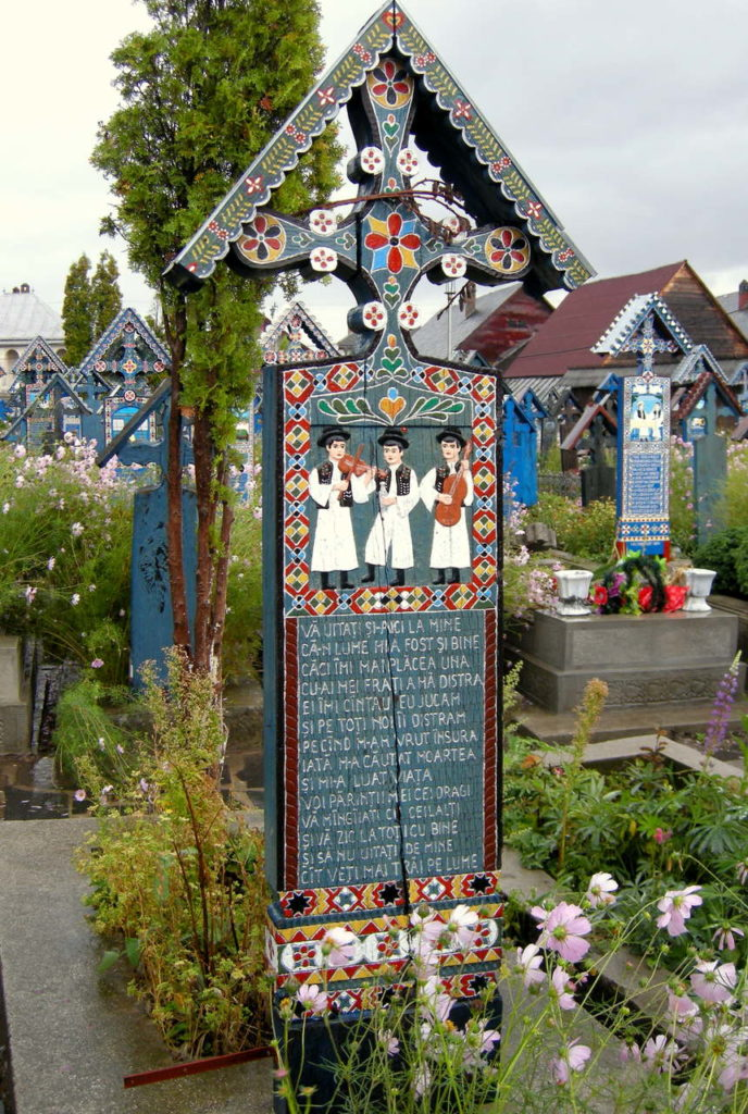 Wesoły Cmentarz Sapanta