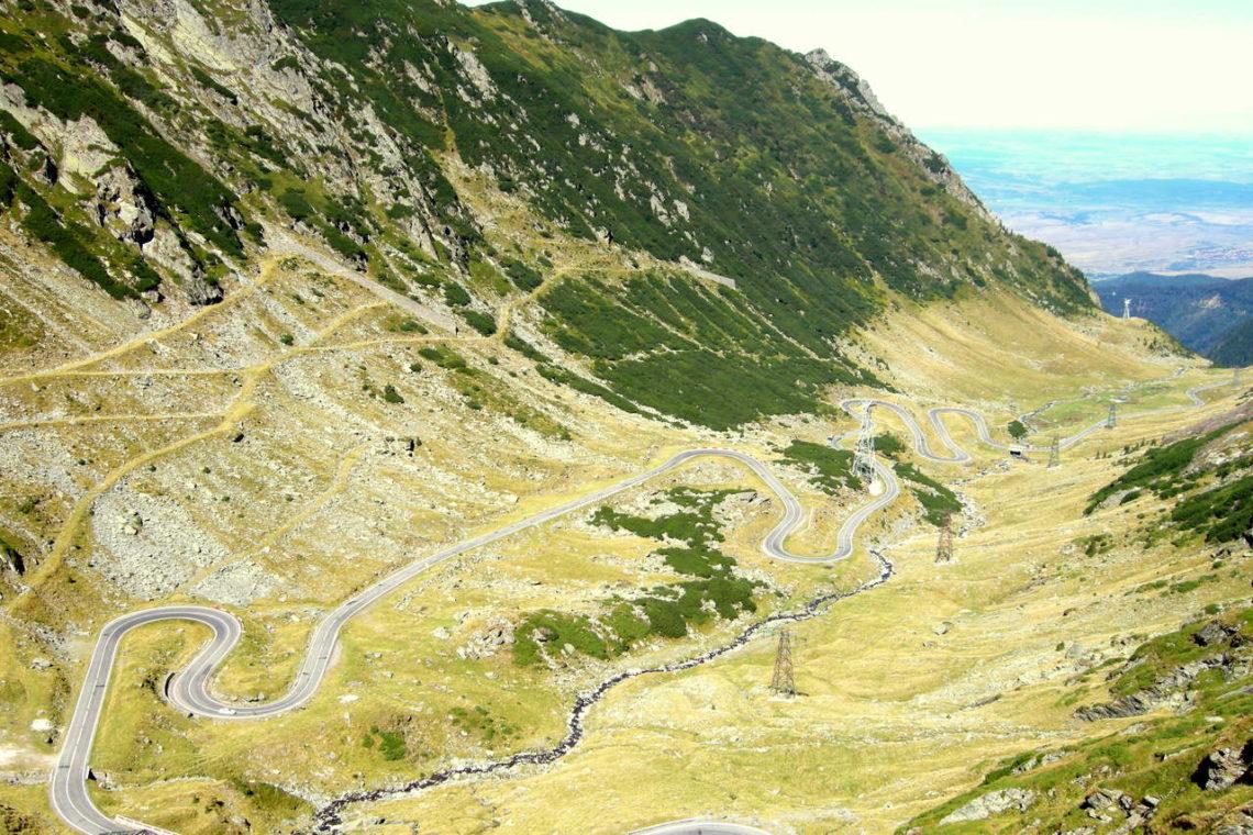 Trasa Transfogarska Rumunia