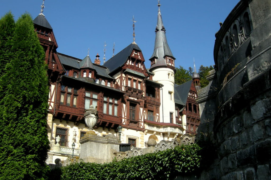 Pałac Peles Sinaia