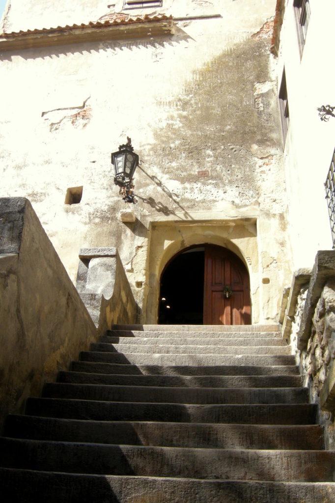 Zamek Bran Drakula