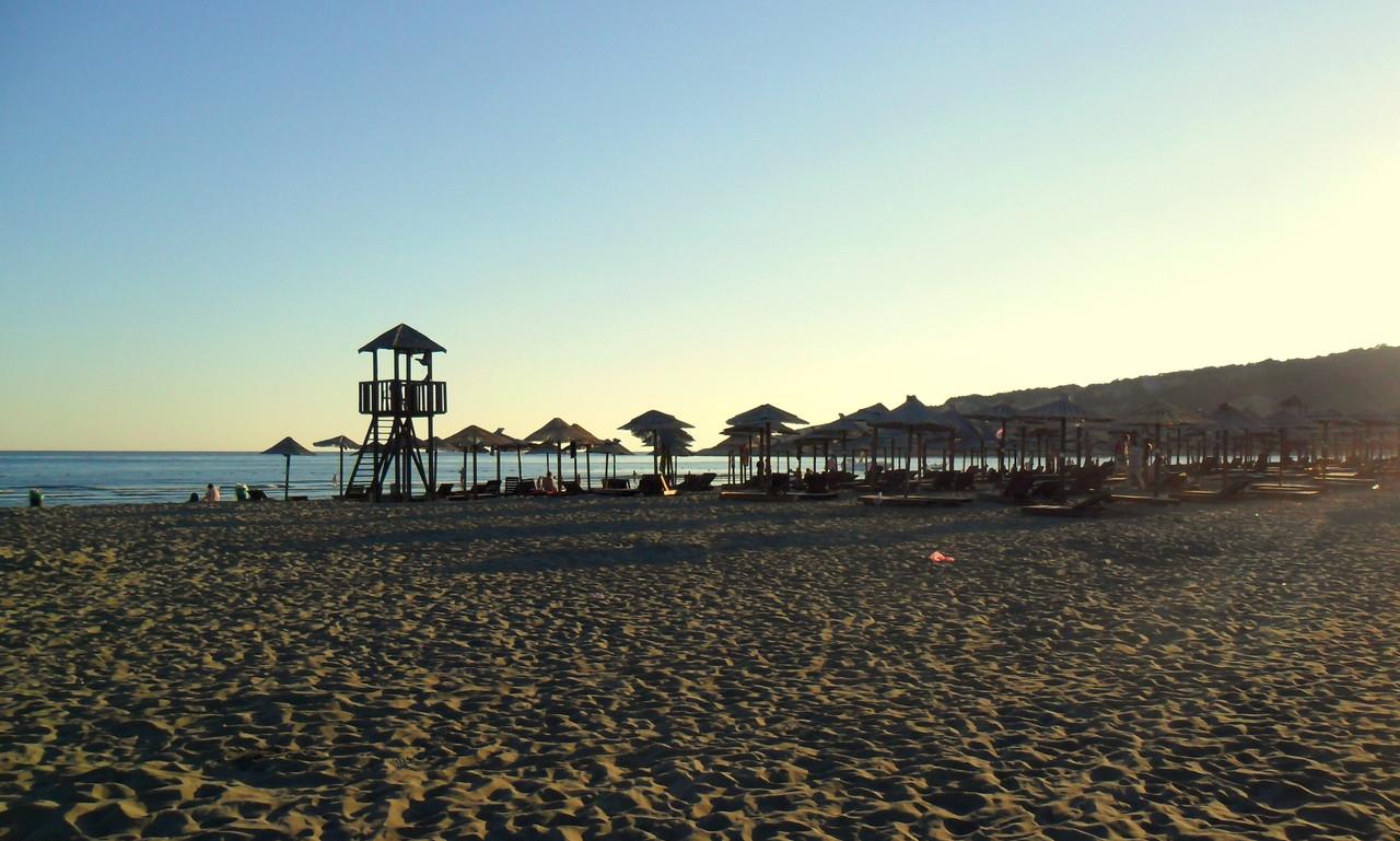 Ulcinj Wielka Plaża