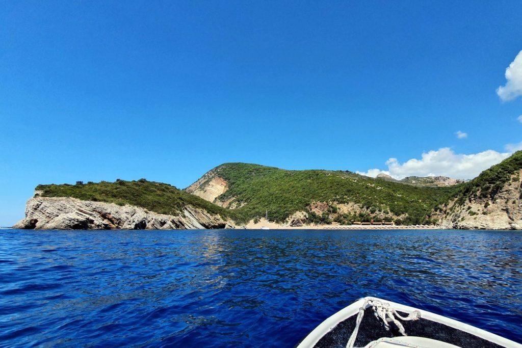 plaże Czarnogóra najlepsze