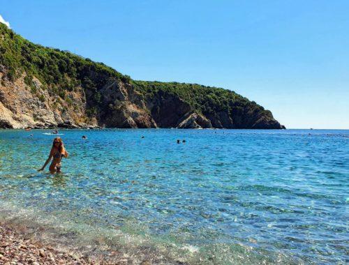 plaże Czarnogóra Budva
