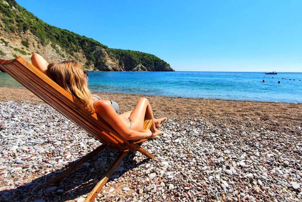 najlepsze plaże Czarnogóra