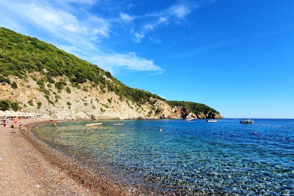 plaże Czarnogóra