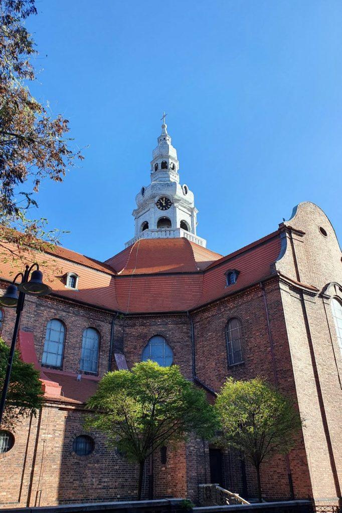 Nikiszowiec kościół