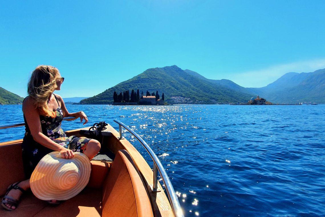 Perast Zatoka Kotorska