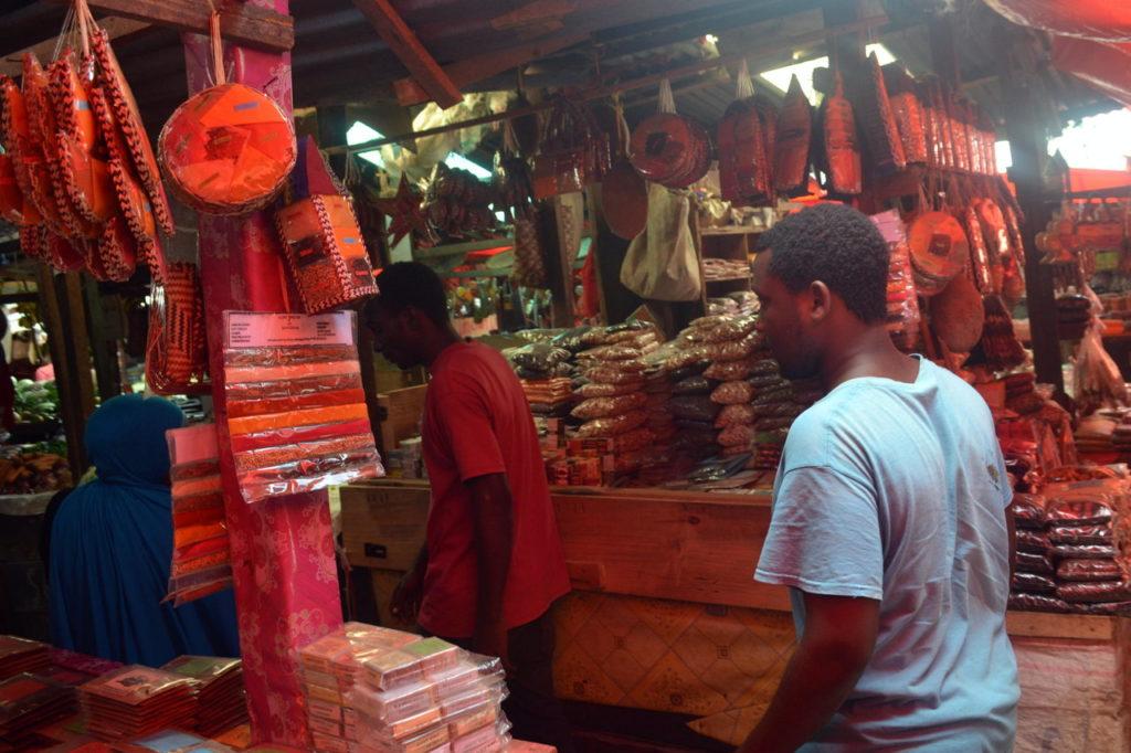 Zanzibar co przywieźć
