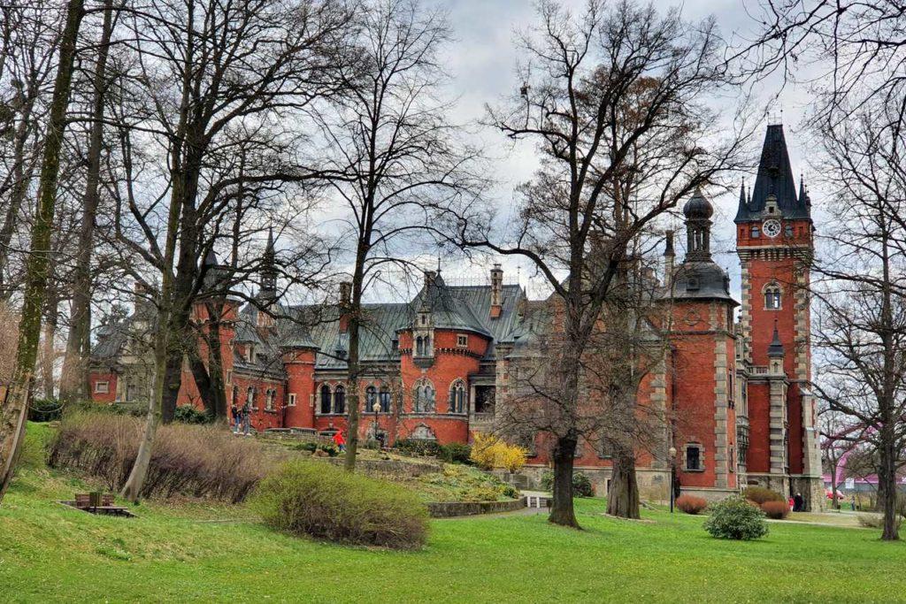 Pławniowice Pałac