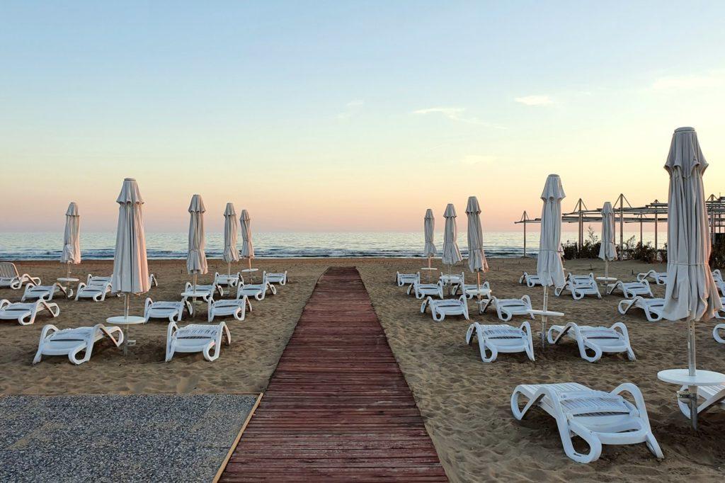 Side plaża
